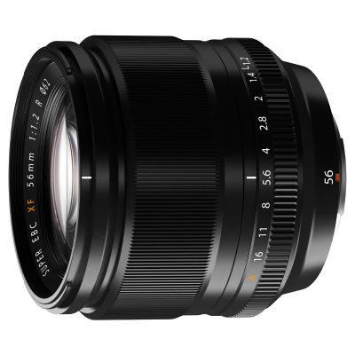 Fujifilm XF 56mm f/1.2 R objectief
