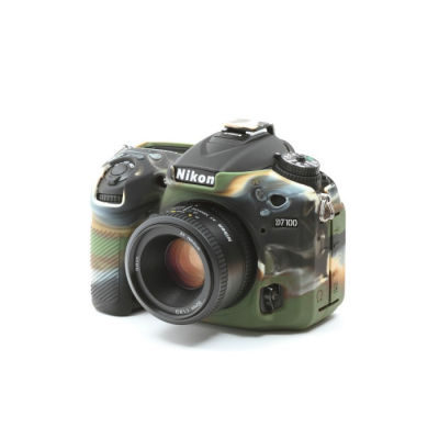 EasyCover Cameracase Nikon D7100/D7200 Camouflage