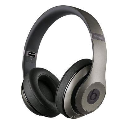 Beats Studio Wireless Titanium Over-Ear koptelefoon