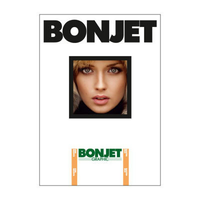 Bonjet Photo Lustre Paper A4 50 Vel