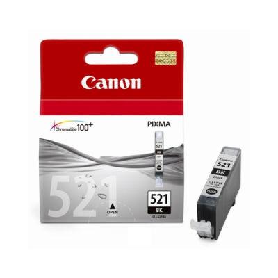 Canon Inktpatroon CLI-521BK - Black (origineel)