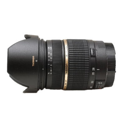 Tamron SP AF 28-75mm f/2.8 XR Di LD Asf. IF Macro Nikon objectief