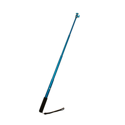 Xsories Big U-Shot 2 selfiestick Monochrome Blue 95cm