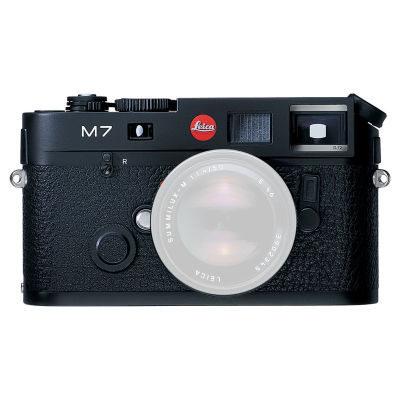 Leica M7 Body Zwart