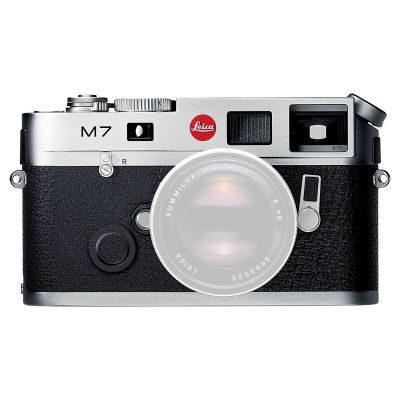 Leica M7 Body Zilver