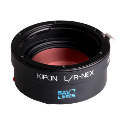Kipon Baveyes Optic Adapter (Leica R naar Sony NEX)