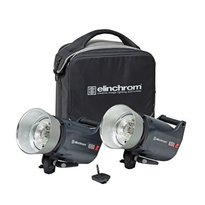 Elinchrom ELC Pro HD 1000/1000 Set + Air Standset