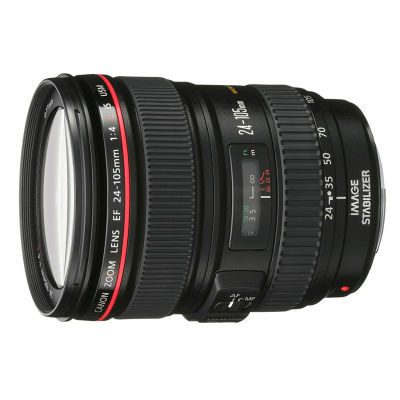 Canon EF 24-105mm f/4.0L IS USM objectief - Bulk