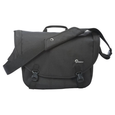 Lowepro Passport Messenger Zwart schoudertas