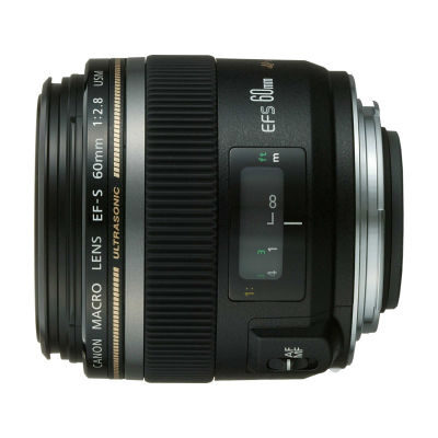 Canon EF-S 60mm f/2.8 USM Macro objectief - Occasion