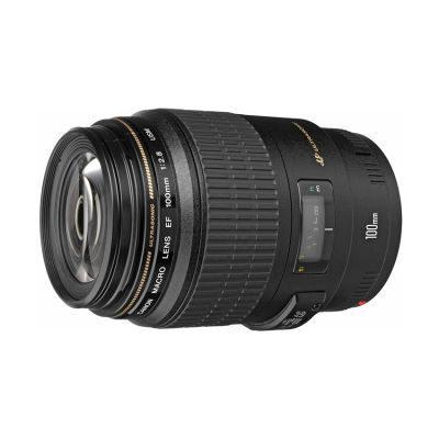Canon EF 100mm f/2.8 Macro USM objectief