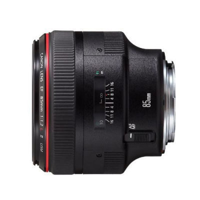 Canon EF 85mm f/1.2L II USM objectief