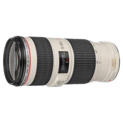 Canon EF 70-200mm f/4.0L IS USM objectief