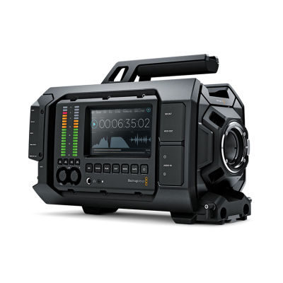 Blackmagic URSA 4K - EF-vatting