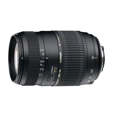 Tamron AF 70-300mm f/4.0-5.6 Di LD Macro Nikon objectief