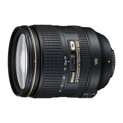 Nikon AF-S 24-120mm f/4.0G VR ED objectief
