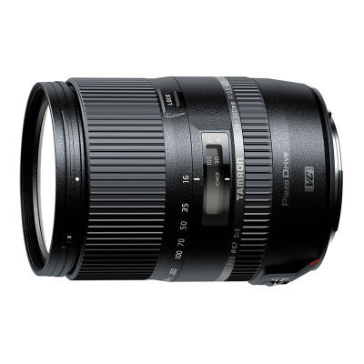 Tamron AF 16-300mm f/3.5-6.3 Di II VC PZD Macro Canon objectief