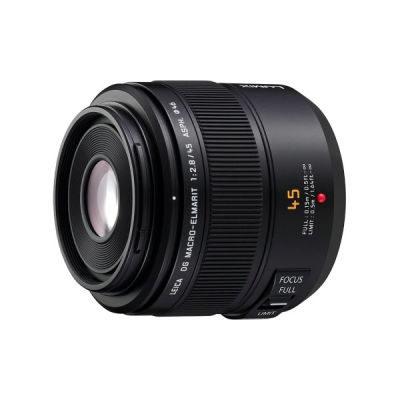 Panasonic Leica DG Macro-Elmarit 45mm f/2.8 ASPH OIS objectief