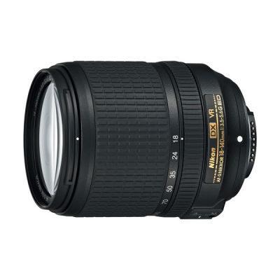 Nikon AF-S 18-140mm f/3.5-5.6G VR ED DX objectief