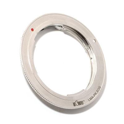 Kiwi Photo Lens Mount Adapter (LMA-PK_EOS)