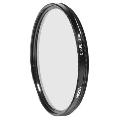 Hoya Circulair Polarising 49mm Regular Slim filter