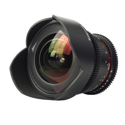 Samyang 14mm T3.1 ED AS IF UMC MFT VDSLR objectief