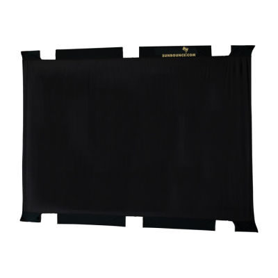 Sunbounce Screen Black-Hole - Backsite Mat Black voor Pro