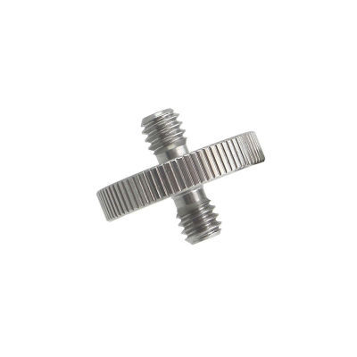 "Kiwi 1/4"" Male to 1/4"" Male Threaded screw Adapter"