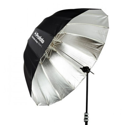 Profoto Paraplu Diep Zilver L 130cm