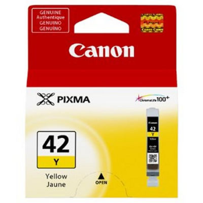 Canon Inktpatroon CLI-42Y - Yellow