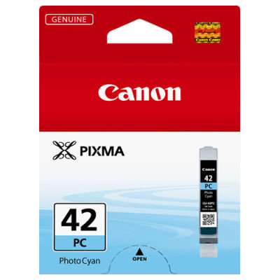 Canon Inktpatroon CLI-42PC - Photo Cyan