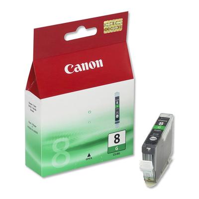 Canon Inktpatroon CLI-8G - Green (origineel)