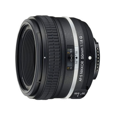 Nikon AF-S 50mm f/1.8G Special Edition objectief