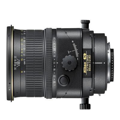 Nikon PC-E 85mm f/2.8D Micro objectief
