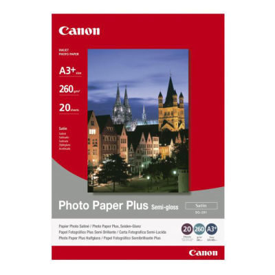 Canon SG-201 Semi Glossy Photo A3+ 20 sheets