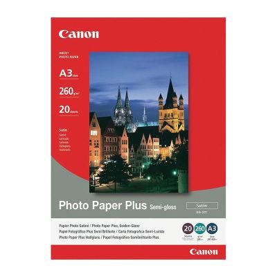 Canon SG-201 Foto Papier Semi Glossy A3 20 sheets