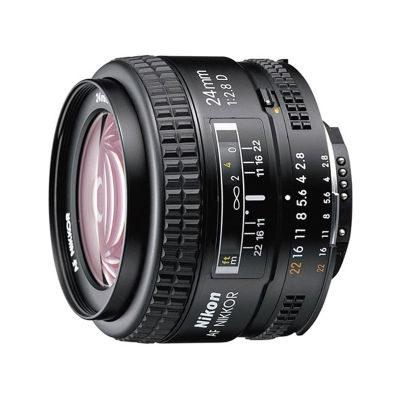 Nikon AF 24mm f/2.8D objectief