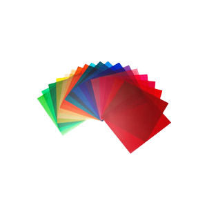 Elinchrom 10 Kleur Filters - 120X120mm