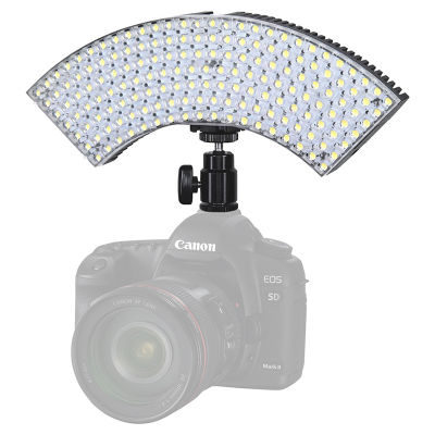 Ledgo LG-160SK LED on Camera Light Kit