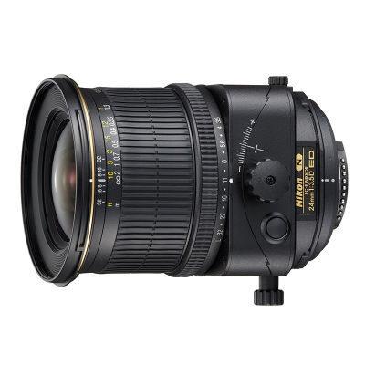 Nikon PC-E 24mm f/3.5D ED objectief