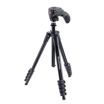 Manfrotto Compact Action statief Zwart