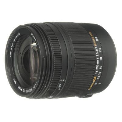 Sigma 18-250mm f/3.5-6.3 DC HSM Macro Sony objectief