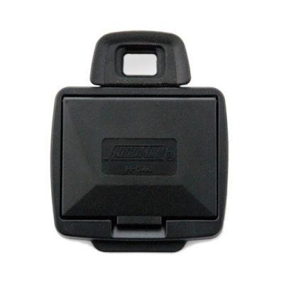 Hoodman H-D40 Flip UP beschermkap (Nikon D40/D40x)