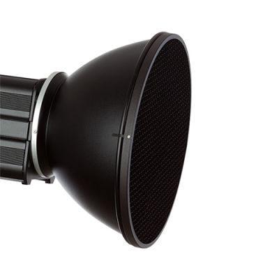 Hedler Profilux 360 honingraat voor MaxiBrite - max 2000 watt