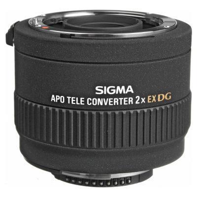 Sigma 2.0 EX DG APO extender Nikon