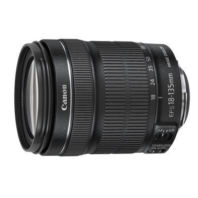 Canon EF-S 18-135mm f/3.5-5.6 IS STM objectief - Occasion
