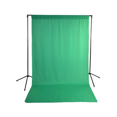 Savage Economy Background Kit met Polyester background Chroma Green (1.52m x 2.74m)