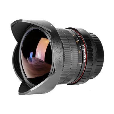 Samyang 8mm f/3.5 Fisheye MC Sony CS-II objectief