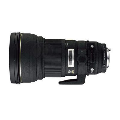Sigma 300mm f/2.8 EX DG APO HSM Canon objectief