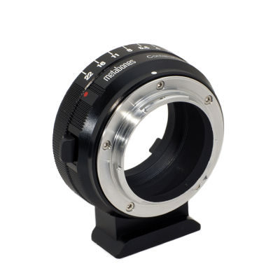 Metabones Contarex - Fuji X-Mount Adapter